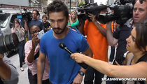 Shia LaBeouf Screamed During Broadway Show -- 'Do You Know Who the F*** I Am?'