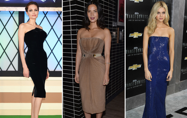 Angelina, Olivia & More -- See This Week's Best Dressed Stars!