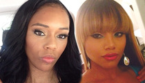 'Love & Hip Hop: Atlanta' Star -- My Sister Attacked Castmate ... But I Didn't Order a Hit