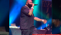 Rick Ross -- ARRESTED IN NORTH CAROLINA ... You Got Weed Problems!
