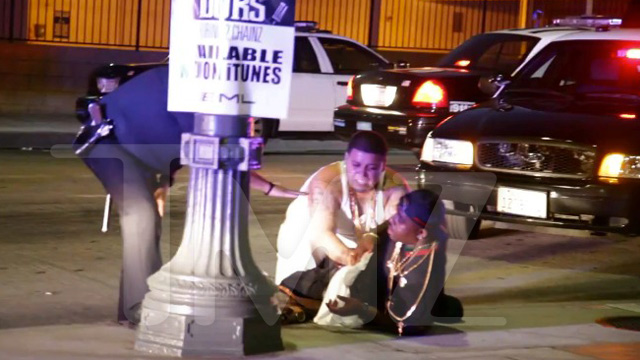 BET Awards -- Stabbing During Pre-Party Inside Hollywood Nightclub (VIDEO)