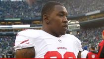 Aldon Smith: NO Charges Filed In Bomb Incident -- 49ers Star Will Get Stern Talking-To