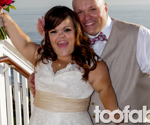 """Little Women: LA"" Star Christy McGinity Gets Married -- See Her Wedding Dress!"