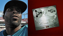 Michael Vick Hit With Dog-Fighting Joke ... During Radio 'Prank'