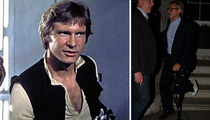 Harrison Ford -- All Droided Out, Ready to Fly at Reasonable Speeds