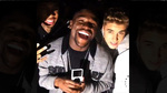 Johnny Manziel -- PARTYING WITH BIEBER ... Cops Called