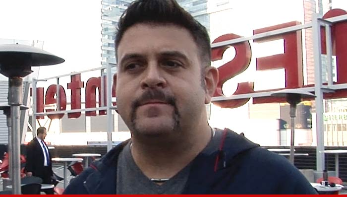 Adam Richman New Show