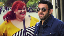 Adam Richman --  Obese Target Wants Pound of Flesh