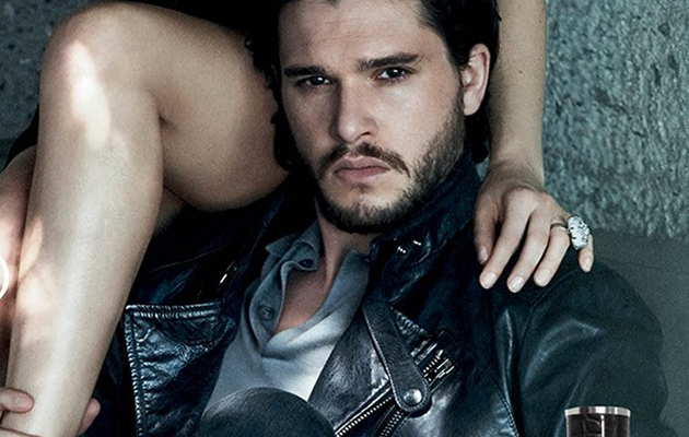 Kit Harington Smolders In First Jimmy Choo Campaign Images