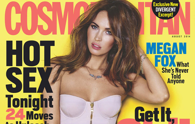 "Megan Fox Talks Sexuality: ""Women Don't Have To Be So Desperate"""