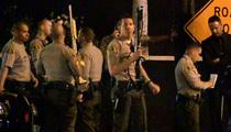 Katt Williams Goes Nuts -- Cops Draw Weapons