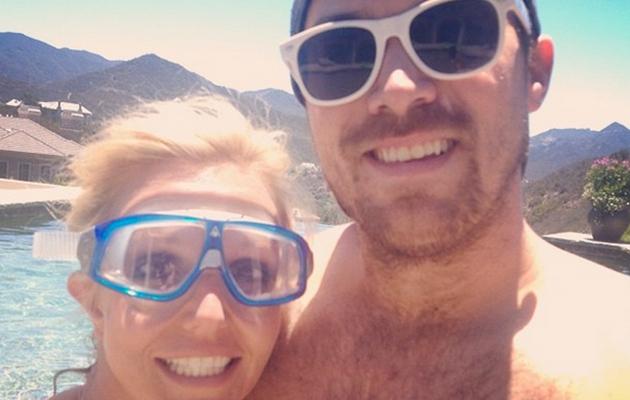 Britney Spears Puts Split Rumors to Rest with Goofy Instagram Photo