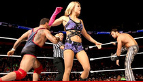 WWE Diva/Shoplifter Emma Rehired 2 HOURS After Getting Fired!!!