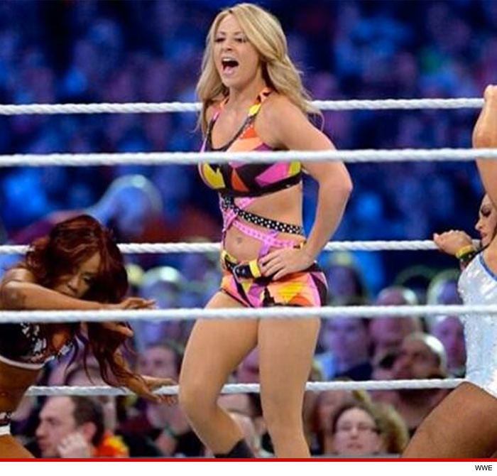WWE Diva Emma Fired