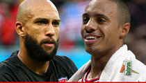 Tim Howard -- PREP BASKETBALL PHENOM ... 'Smothered' Jay Williams In '97 Championship