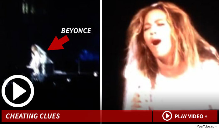 Did Jay Z Cheat On Beyonce