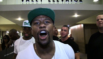 Floyd Mayweather -- 'I've Made a Lot of Money Off Johnny Football'