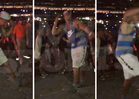 Rob Gronkowski Dancing At Beyonce C