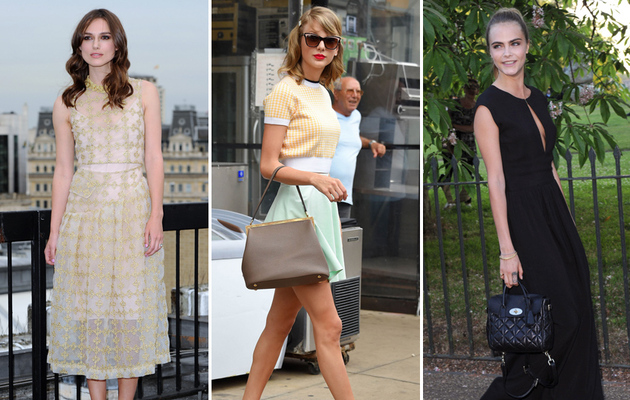 Keira, Taylor & More -- See This Week's Best Dressed Stars!