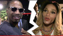 'Love & Hip Hop' Star Stevie J -- Joseline Cheated On Me -- WE'RE DONE!