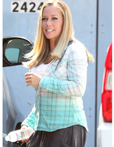 Kendra Wilkinson Steps Out Amid Marriage Woes with a BIG Smile