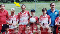 Tim Howard -- LARGER THAN LIFE ... Even During Youth Soccer
