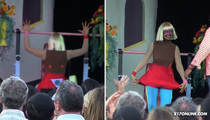 Sia's Face -- 'Chandelier' Singer: I've Got Nothing To Hide!!