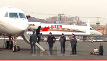 Justin Bieber -- FAA Clears Singer in Weed Flight