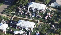 Jessica Simpson -- Pre-Wedding BBQ at Uber Fancy Resort