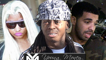 Lil Wayne Could Lose Big Part of Young Money