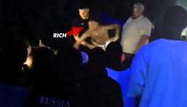 Rich Homie Quan -- Pimp Slaps a Fan ... FROM THE STAGE (VIDEO)