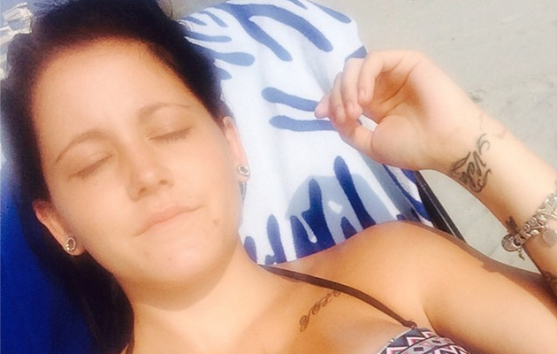 Jenelle Evans Shares Bikini Pic Less Than a Week After Giving Birth