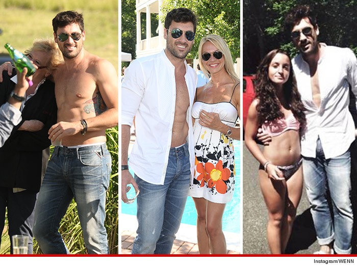 Maksim Chmerkovskiy -- Do I Look Like JLo's Boyfriend?