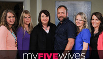 'My Five Wives' Dad Bankrupt -- 30 Mouths To Feed & $3.61 In Savings