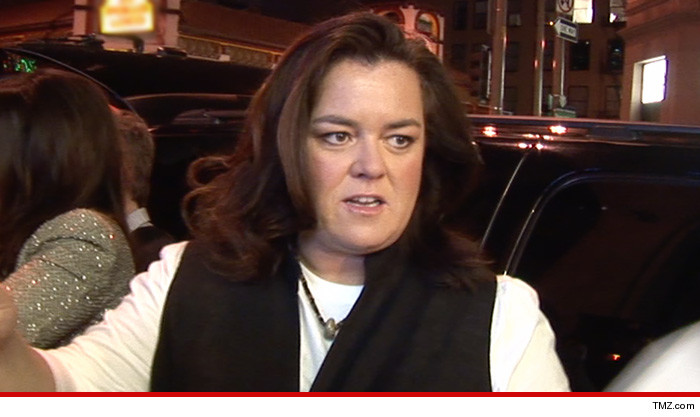 Rosie ODonnell The View