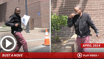 'Cat Daddy' Rapper -- See Ya in the Fall ... Gets 4-Month Sentence for Purse Snatching