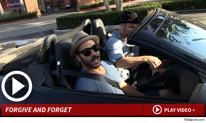 Jeremy Piven -- FORGIVING STEVE BARTMAN ... Could Save the Cubs