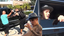 Justin Bieber -- Yacht Party Is Really a Tragic Tale ... Says Justin