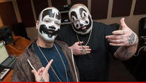 Insane Clown Posse -- Juggalos' Lawsuit Dismissed ... the Gang Label Sticks