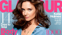 Katie Holmes Poses Topless for Glamour, Talks Dating After Tom Cruise Split