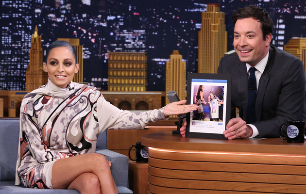 "Nicole Richie on Getting Spanked by Britney Spears: ""It Was the Greatest Moment of My…"