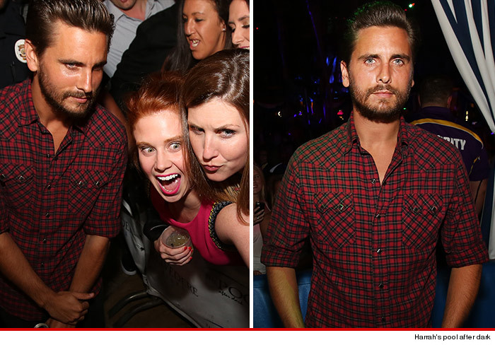 Scott Disick Drinking