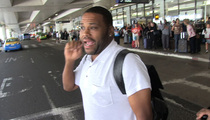 Tiger Woods -- HE'S NOT A PATHETIC LOSER ... Says Anthony Anderson