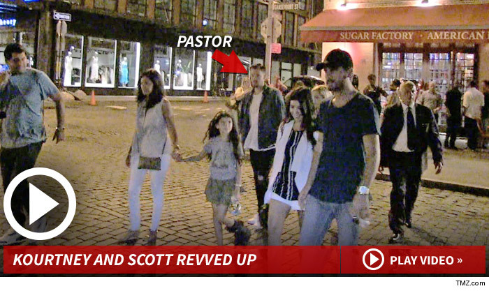 Scott Disick and Kourtney Kardashian Relationship