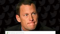 Lance Armstrong -- Props From Cops ... Thanks For Help In Bike Thief Hunt