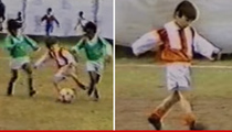 Lionel Messi DOMINATED at 5 Years Old -- Insane Video