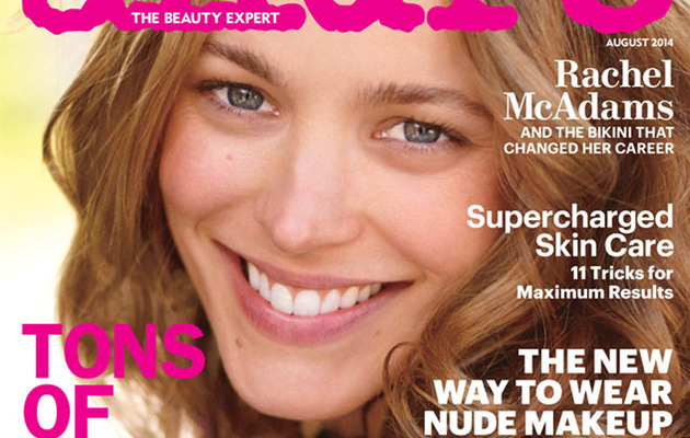 Rachel McAdams Goes Fresh-Faced for Allure -- See the Pretty Pic!