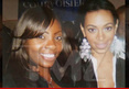 Mathew Knowles' Alleged Baby Mama is FRIENDS With Solange ... But She Di