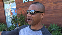 Cuba Gooding, Jr. -- MOCKS PRINCE FIELDER'S NUDE PIC ... 'Looks Like 2 Midgets In An Arm Wrestling Contest'