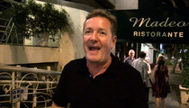 Piers Morgan -- Brazil's Loss Was Epic ... 'Worse Than Embarrassing'
